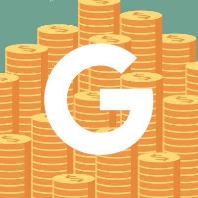 کاهش ۵۰ درصدی بودجه بازاریابی گوگل