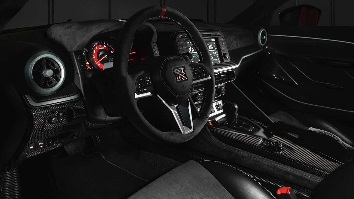 نیسان GT-R50 2020 و ویژگی های عجیب آن