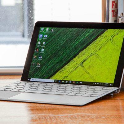مایکروسافت از تبلت سرفیس گو 2 و لپ تاپ سرفس بوک 3 رونمایی کرد