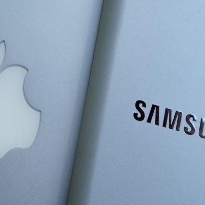 پرداخت غرامت اپل به سامسونگ