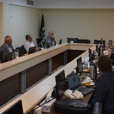 بیانی کمیته مشترک سنا