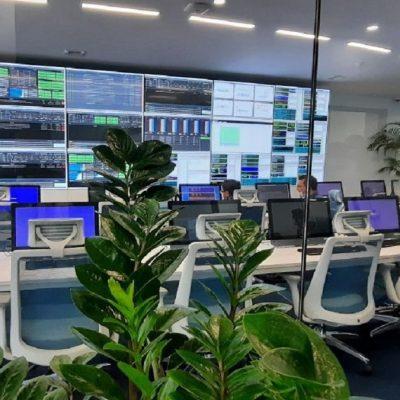 مرکز پایش سامانه های بانکی