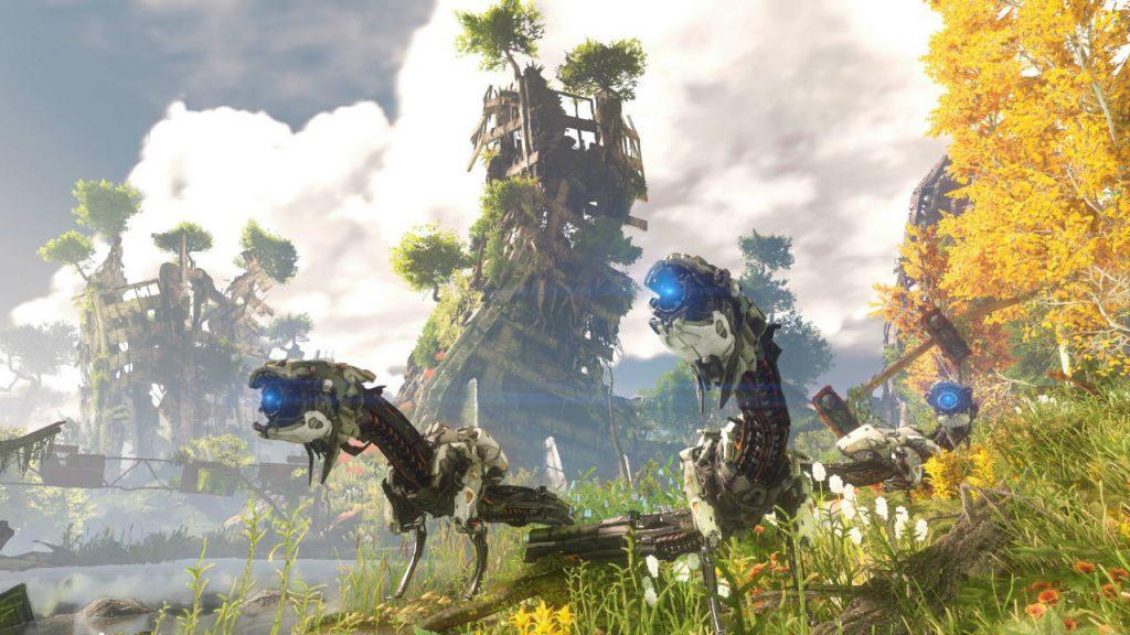 بازی Horizon Zero Dawn برای کامپیوتر