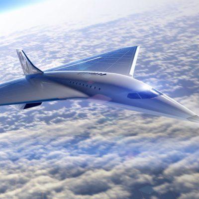Virgin Galactic طراحی هواپیمای Mach 3 خود را فاش کرد