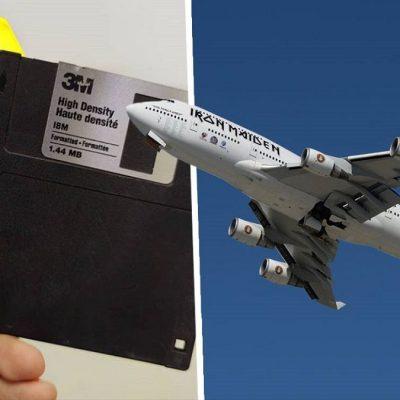 آپدیت بوئینگ 747