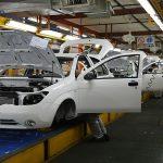 افزایش تولید خودرو