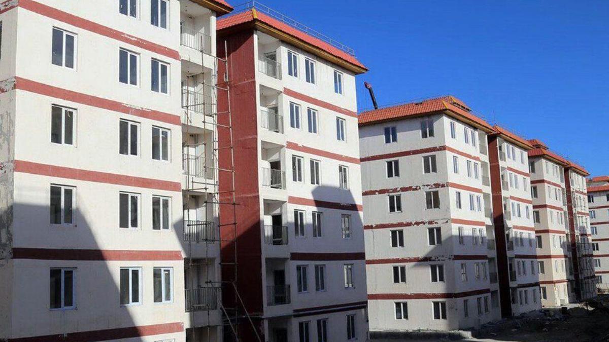 خانه های خالی وابستاگان دولت