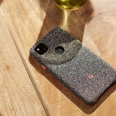 قاب گوشی با مواد بازیافتی