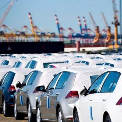 خودروهای ترخیص شده در مناطق آزاد