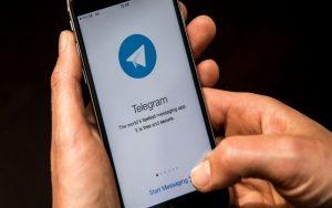 چت تصویری تلگرام
