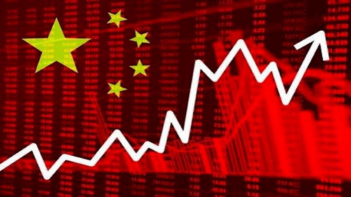 رشد مثبت اقتصاد چین