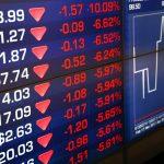 سقوط شاخص سهام آسیا اقیانوسیه