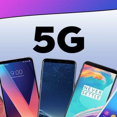گوشی اندروید 5G