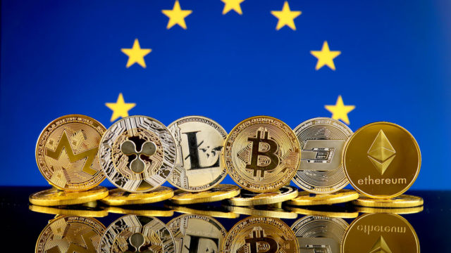قوانین ارز دیجیتال اروپا