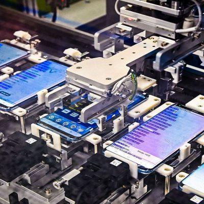تولید تلفن همراه داخلی