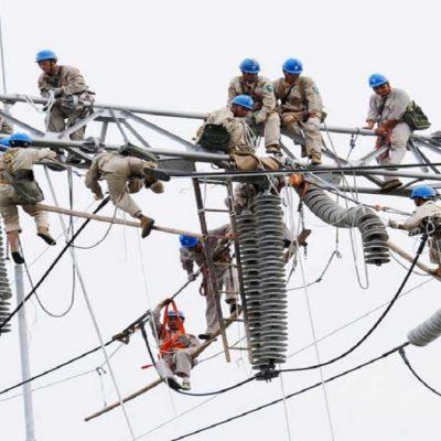 نوسازی شبکه توزیع برق