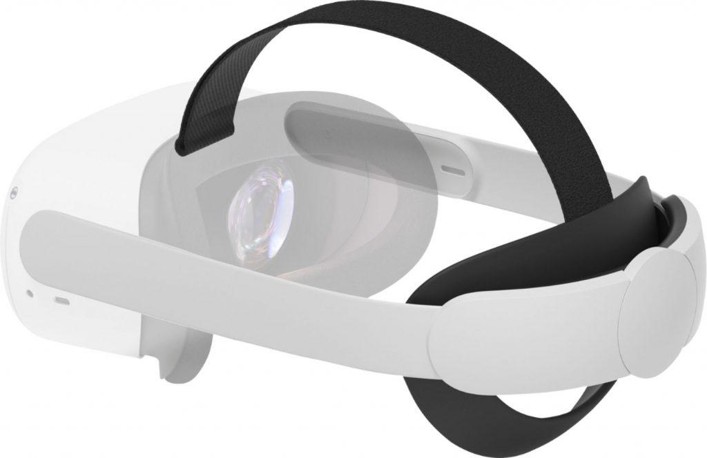 نمایی از ظاهر Oculus Quest 2