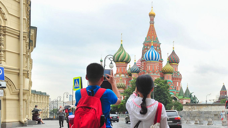گردشگری داخلی روسیه