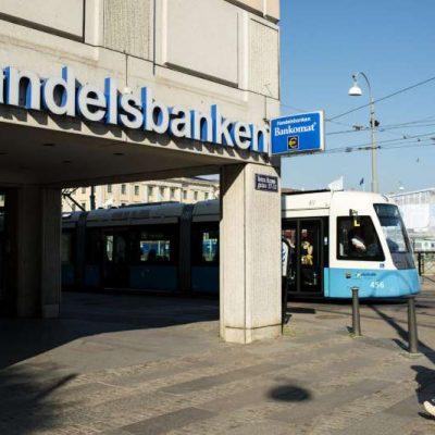 بزرگترین بانک سوئد