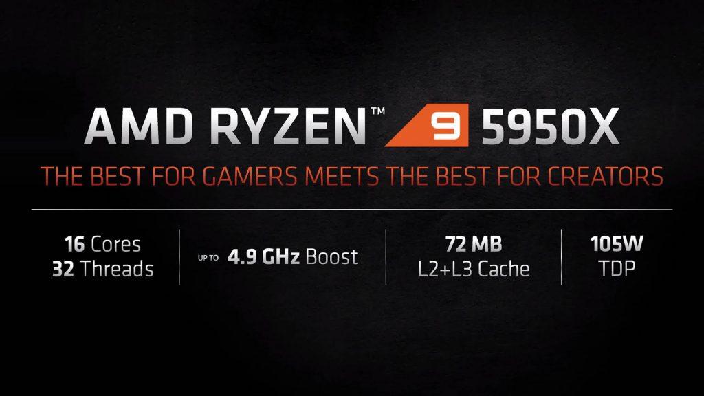 مشخصات Ryzen