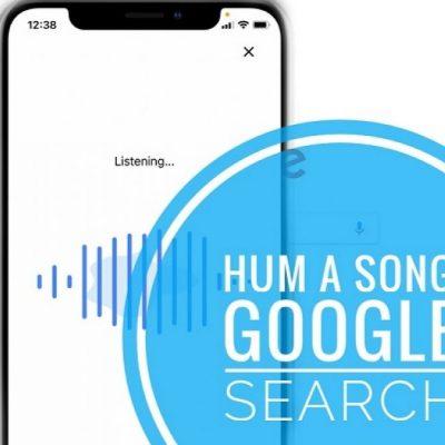 در گوش گوگل با قابلیت Hum to search