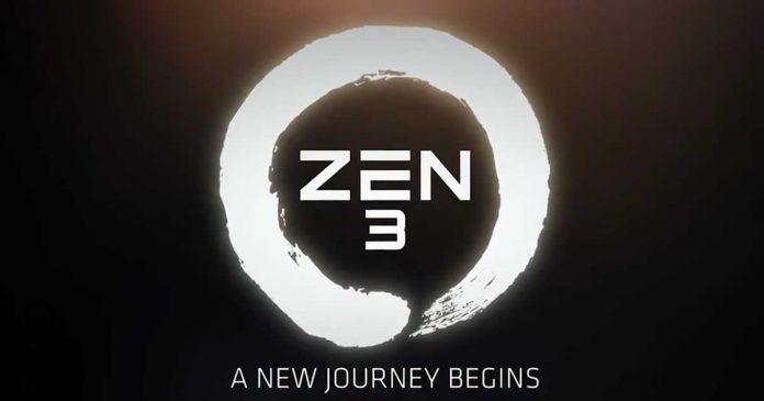 نسل جدید معماری Zen 3