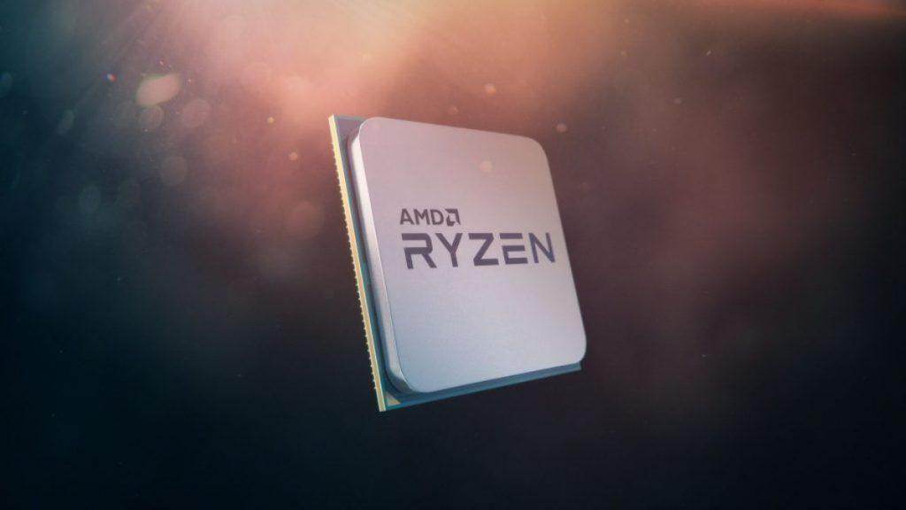 تصویری از پردازنده جدید Ryzen