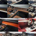 ظاهر داخلی خودرو بنتلی