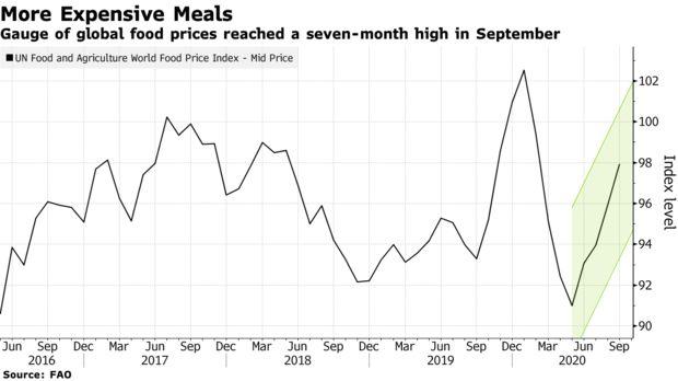 بحران نابرابری غذایی