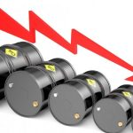 کاهش 2 درصدی مجدد قیمت نفت جهانی