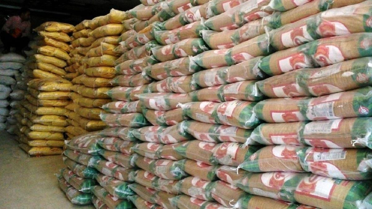 برنج های وارداتی