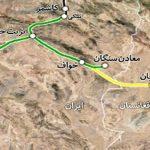 راه آهن خواف-هرات