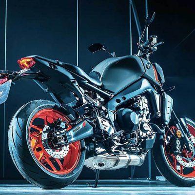 موتورسیکلت یاماها MT-09 مدل 2021