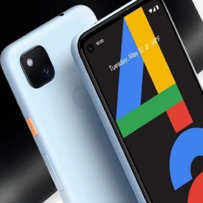 رنگ جدید گوگل پیکسل 4a وارد بازار شد