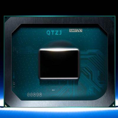 تراشه گرافیکی Iris Xe Max