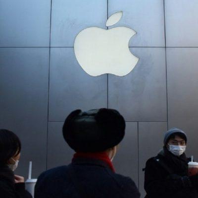 مهاجرت شرکای اپل از چین در دوران بایدن
