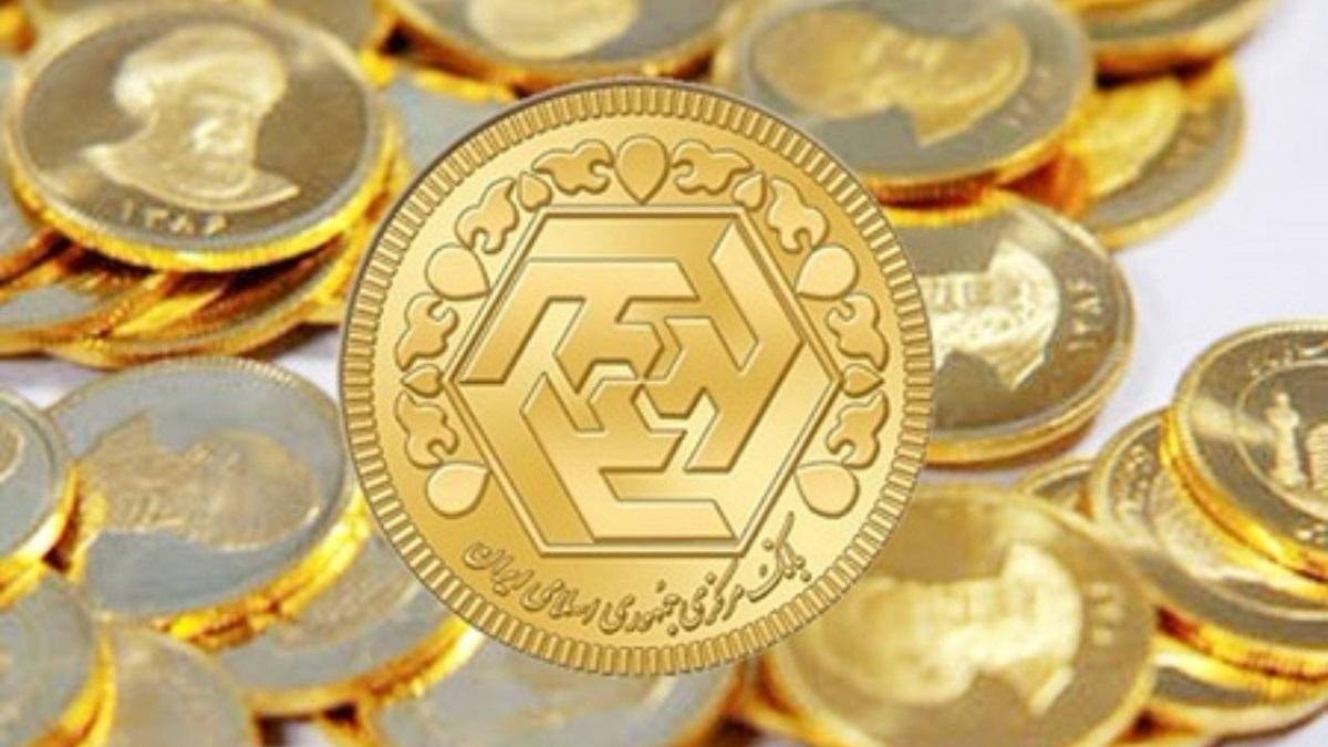 کاهش قیمت 100 هزار تومانی سکه