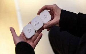 دکمههای هوشمند ایکیا