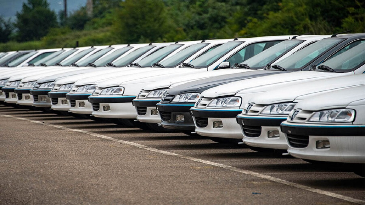 تولید خودروی ایران