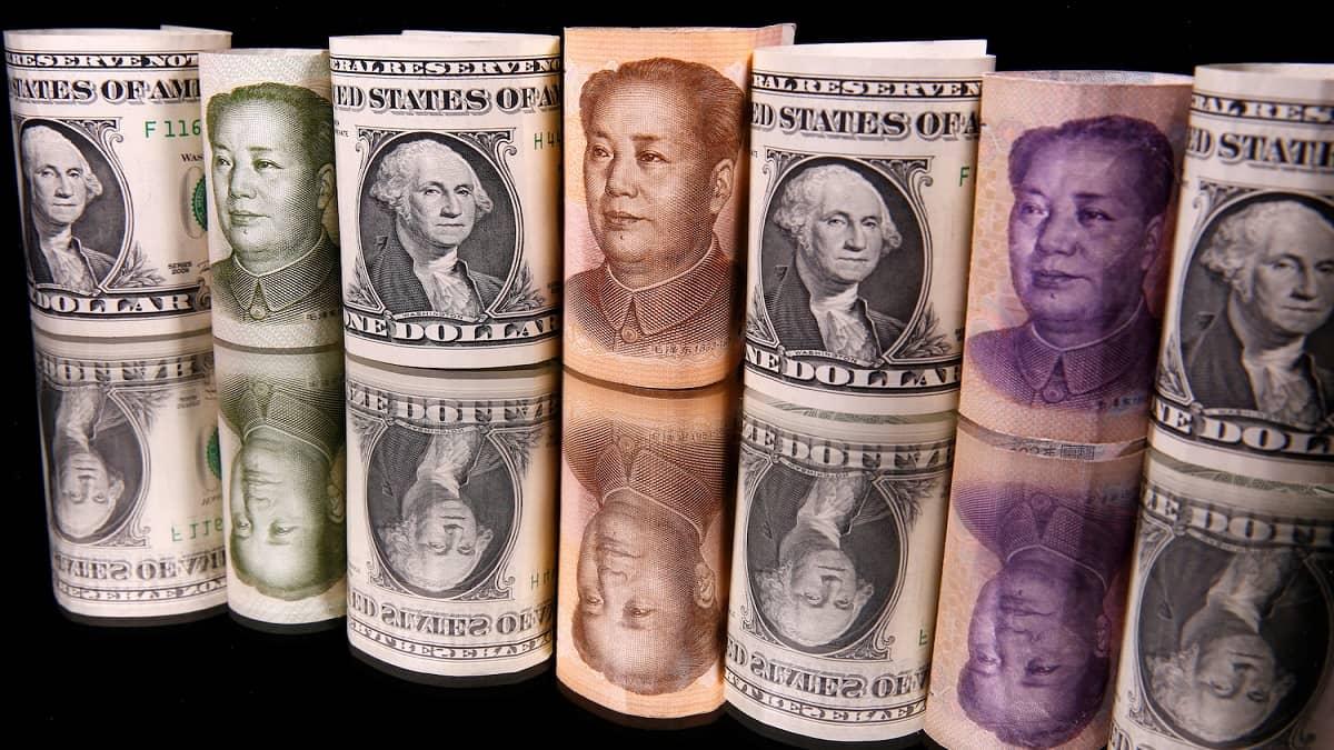 سومین روز افت متوالی دلار