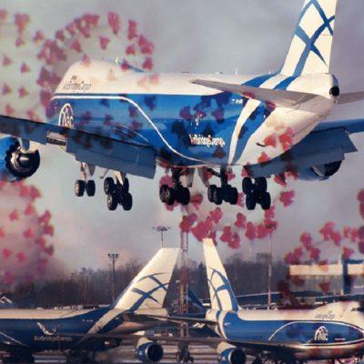 خسارت میلیاردی کرونا به شرکتهای هواپیمایی جهان
