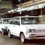 صادرات خودرو های ایرانی