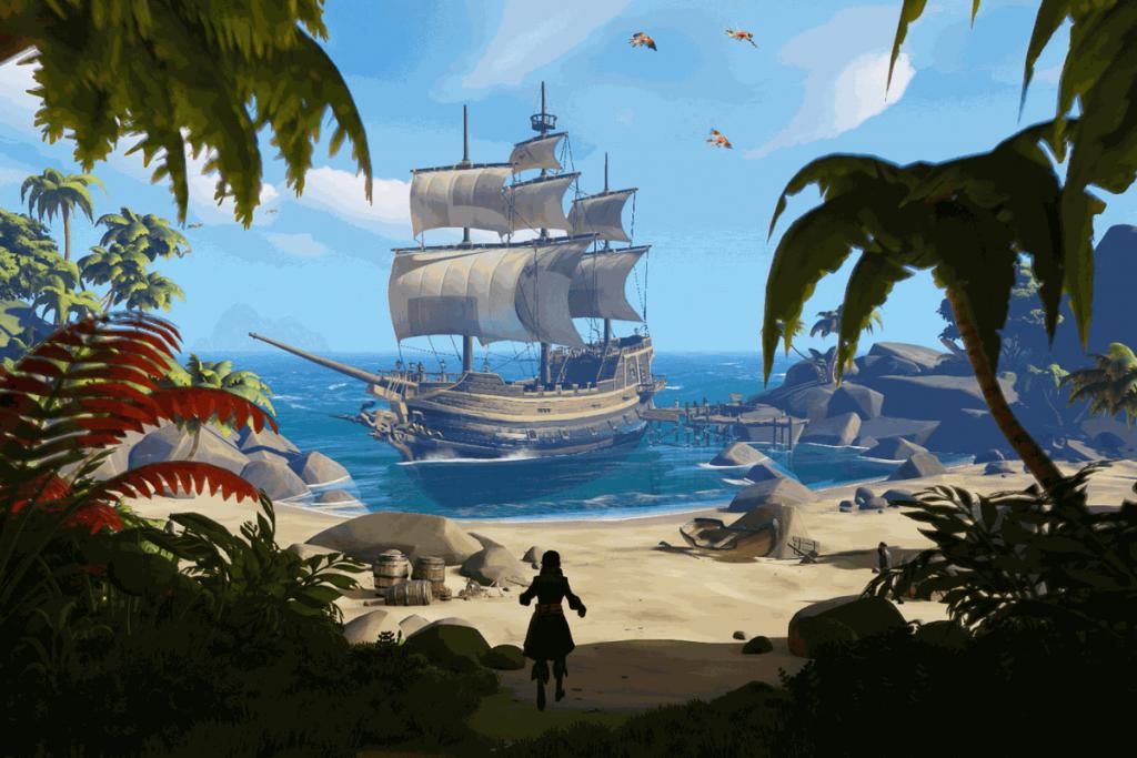 بازی Sea of Thieves برای ایکس باکس وان