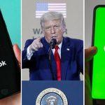 ممنوعیت اپلیکیشن های چینی درآمریکا