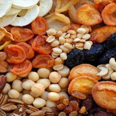 گرانی آجیل و میوه در شب یلدا