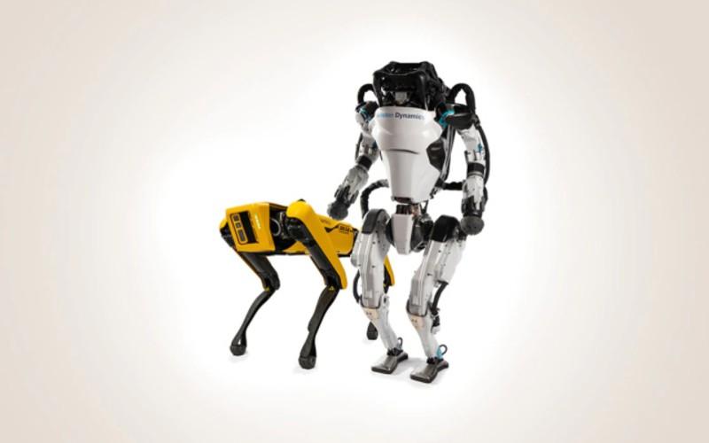 روباتهای شرکت بوستون داینامیکس