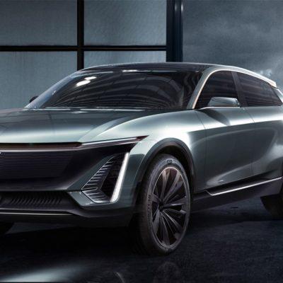 خودروی کادیلاک EV ساخت جنرال موتورز