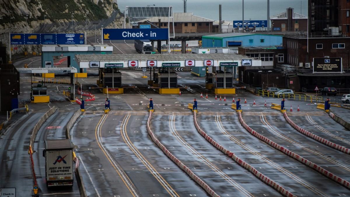 بازگشایی مرزهای انگلستان پیش از اجرای برگزیت