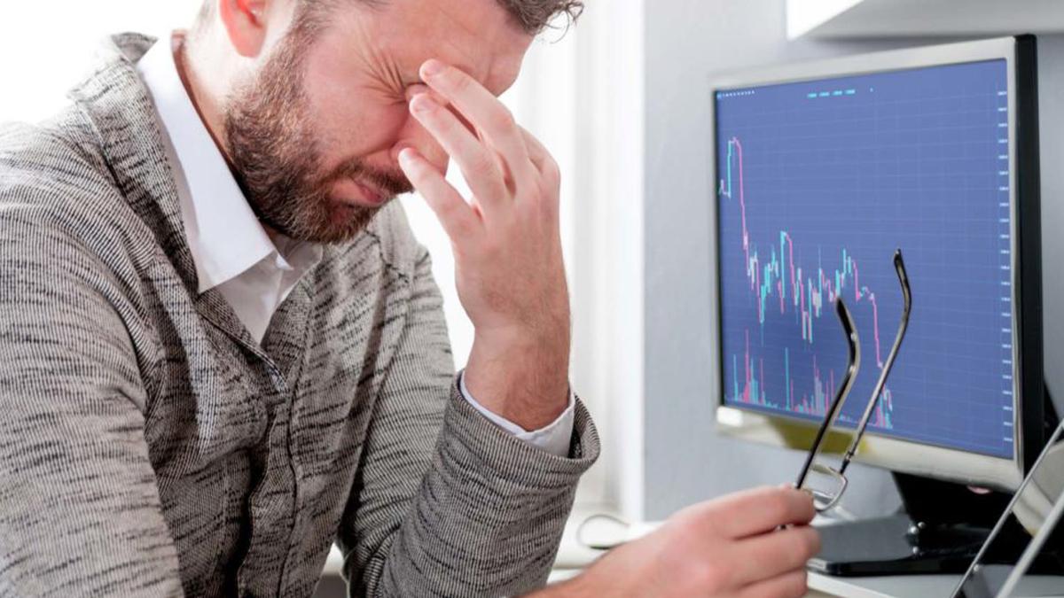 افت شدید سهام در بازار بورس
