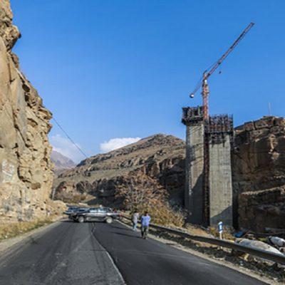 آزادراه تهران-شمال تا سه سال آینده نیز تمام نمیشود